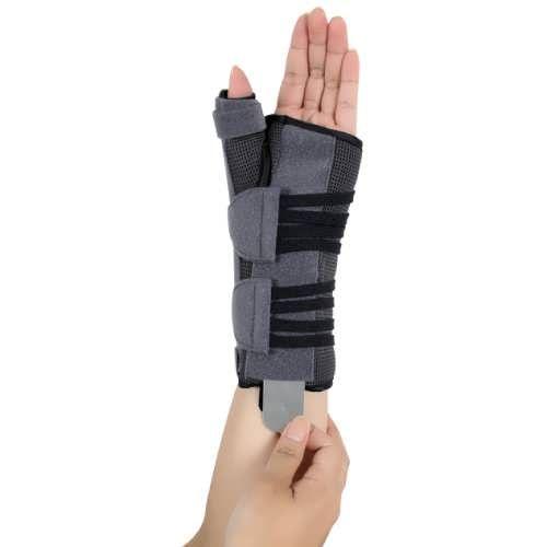 Ортез для променезап'ясткового суглоба і великого пальця з анатомічними шинами EH-403 лівий Ortop