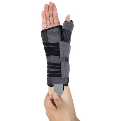 Ортез для променезап'ясткового суглоба і великого пальця з анатомічними шинами EH-404 правий Ortop