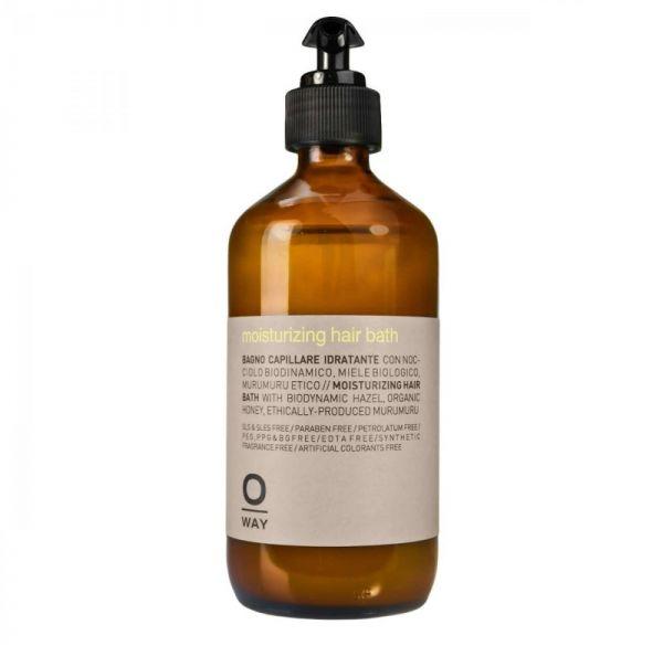 Moisturizing Зволожуючий шампунь для волосся O Way Rolland