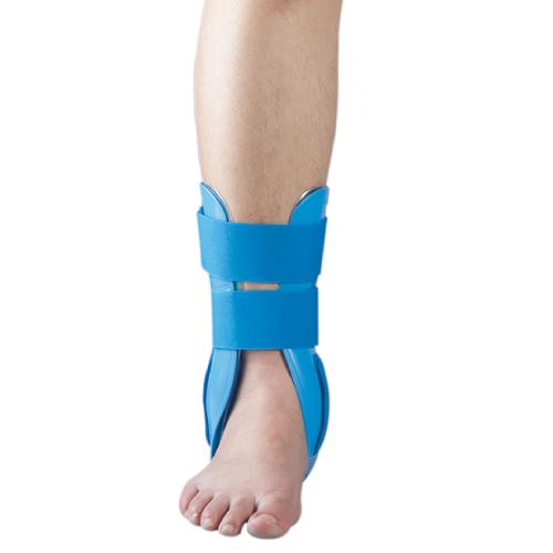 Ортез для сильної фіксації гомілковостопного суглоба з подушками гелів OH-914 Ortop