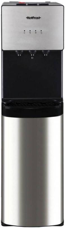 Кулер підлоговий компресорний для води з нижнім завантаженням HotFrost 400AS