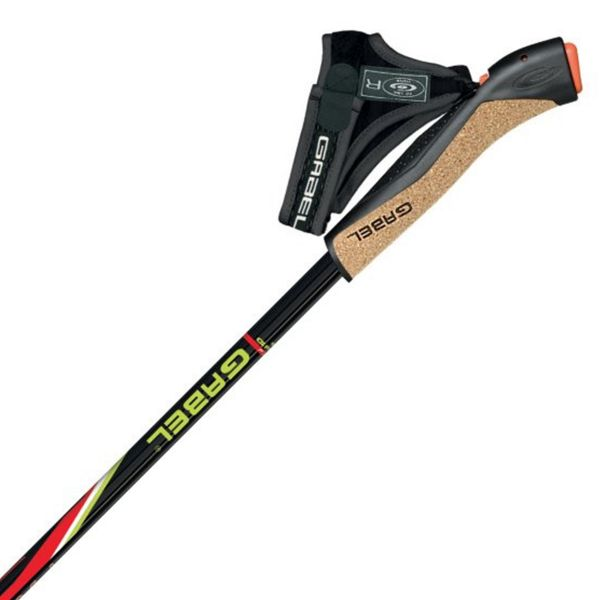 Палки для скандинавской ходьбы Gabel FX-75 World Champion Malvin 120 (7008350911200)