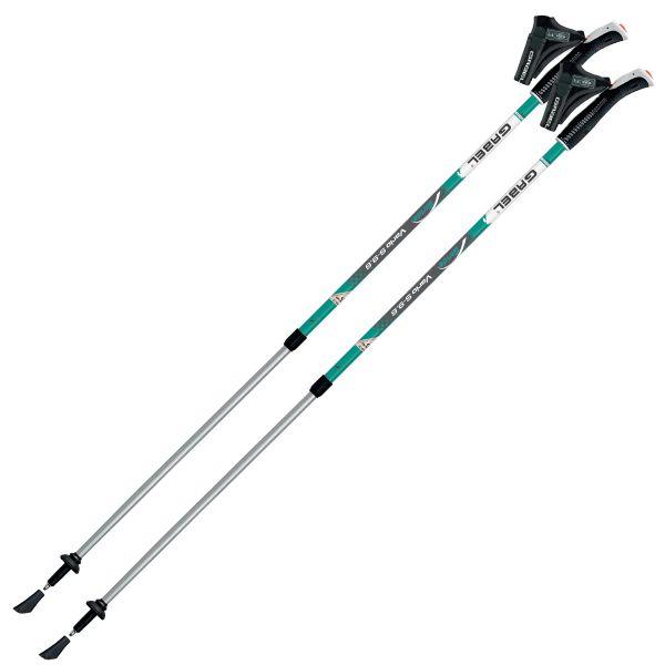 Палки для скандинавской ходьбы Gabel Vario S-9.6 Teal (7008350610000)