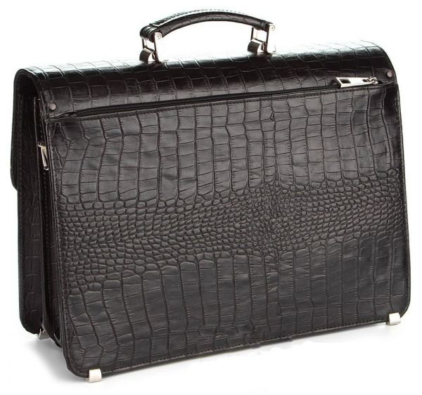 Портфель SHVIGEL 00383 черный