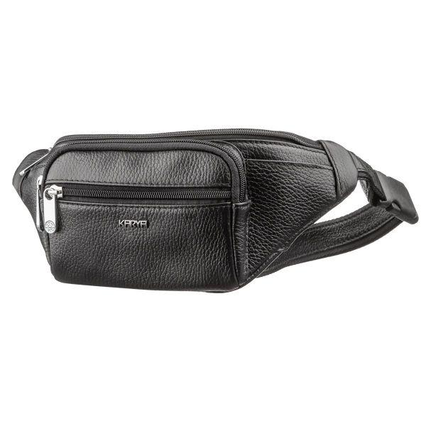 Поясная сумка флотар KARYA 17296 черная