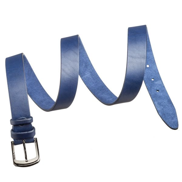 Ремень SHVIGEL 17324 синий