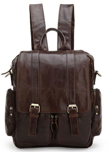 Рюкзак Vintage 14163 коричневый