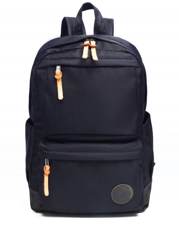 Рюкзак нейлоновый Vintage 14807 черный
