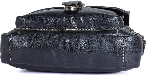 Сумка мужская Vintage 14458 черная
