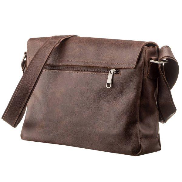 Сумка SHVIGEL 13940 коричневая