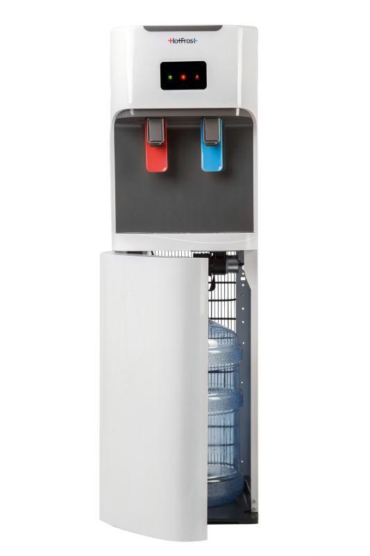Напольный кулер HotFrost V115А с компрессорным охлаждением