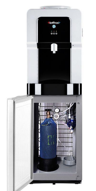 Напольний кулер HotFrost V900CSG з компресором та газацією