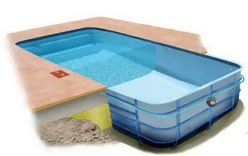 Морская соль для бассейнов